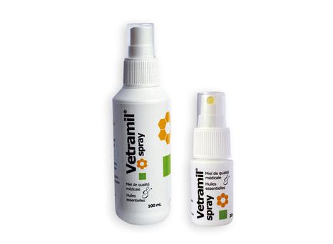 vetramil spray