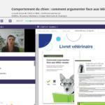 Webconférence en comportement