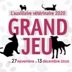 Anidev partenaire du Grand Jeu L'Auxiliaire Vétérinaire 2020
